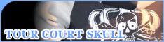 2010 Tour Court Skull
