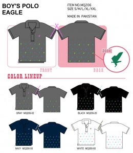 BOYS POLO EAGLE