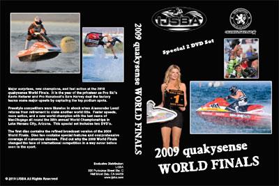 W.F.2009 DVD